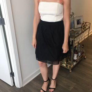 Cute cocktail dress from White House Black Market